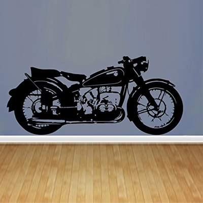 Wandtatoo BMW R68