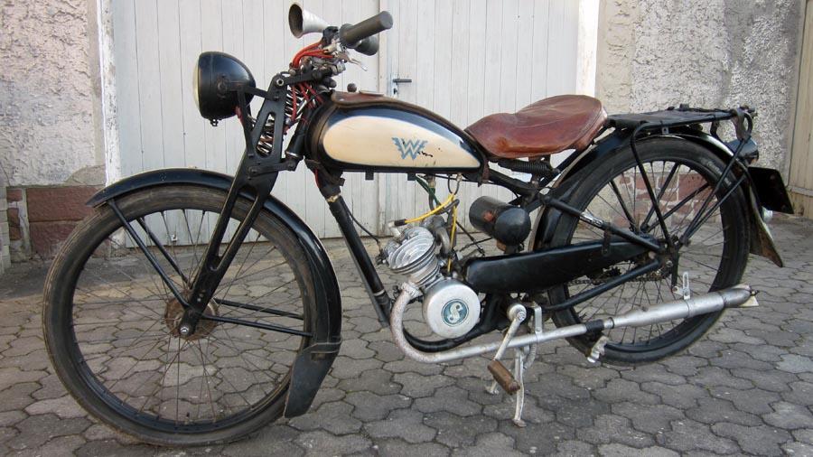 chrom felge 1 20 x 19 zoll mofa mokick moped kkr motorrad. Black Bedroom Furniture Sets. Home Design Ideas